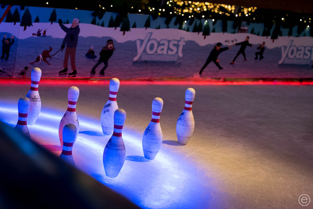 Uitslagen Human Ice Bowling competitie 2018/2019